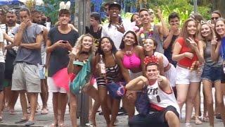 Rio'da İlk Gün Heyecanım ve Renganrek Karnaval Sokakları
