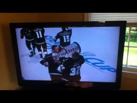 NHL 12 xbox 360 kings win stanley cup