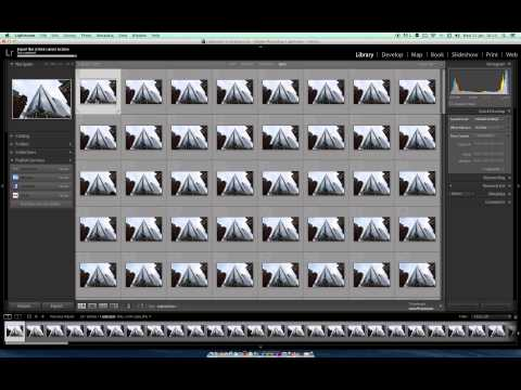 How to Batch Edit / Process Multiple Images in Adobe Lightroom 5 (Quick Timelapse Tutorials 1 of 3)