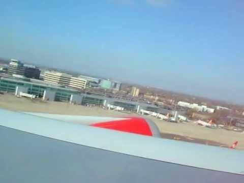 Virgin Atlantic 747 Manchester to Barbados
