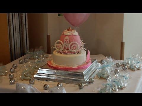 How to make a Cinderella Carriage cake easy! SUGARPASTEtv