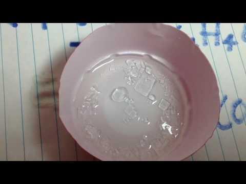 Growing Piezoelectric Rochelle Salt Crystals