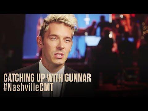 NASHVILLE ON CMT   Character Catch-Up: Gunnar Scott