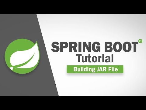 Spring Boot Tutorial - Build JAR with Maven