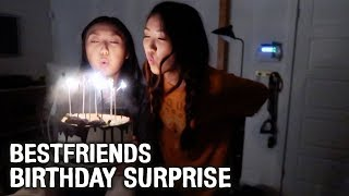 Bestfriends Birthday Surprise | WahlieTV EP581