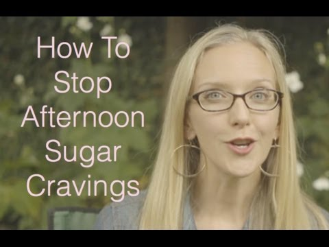 How to Stop Afternoon Sugar Cravings with Alex Jamieson