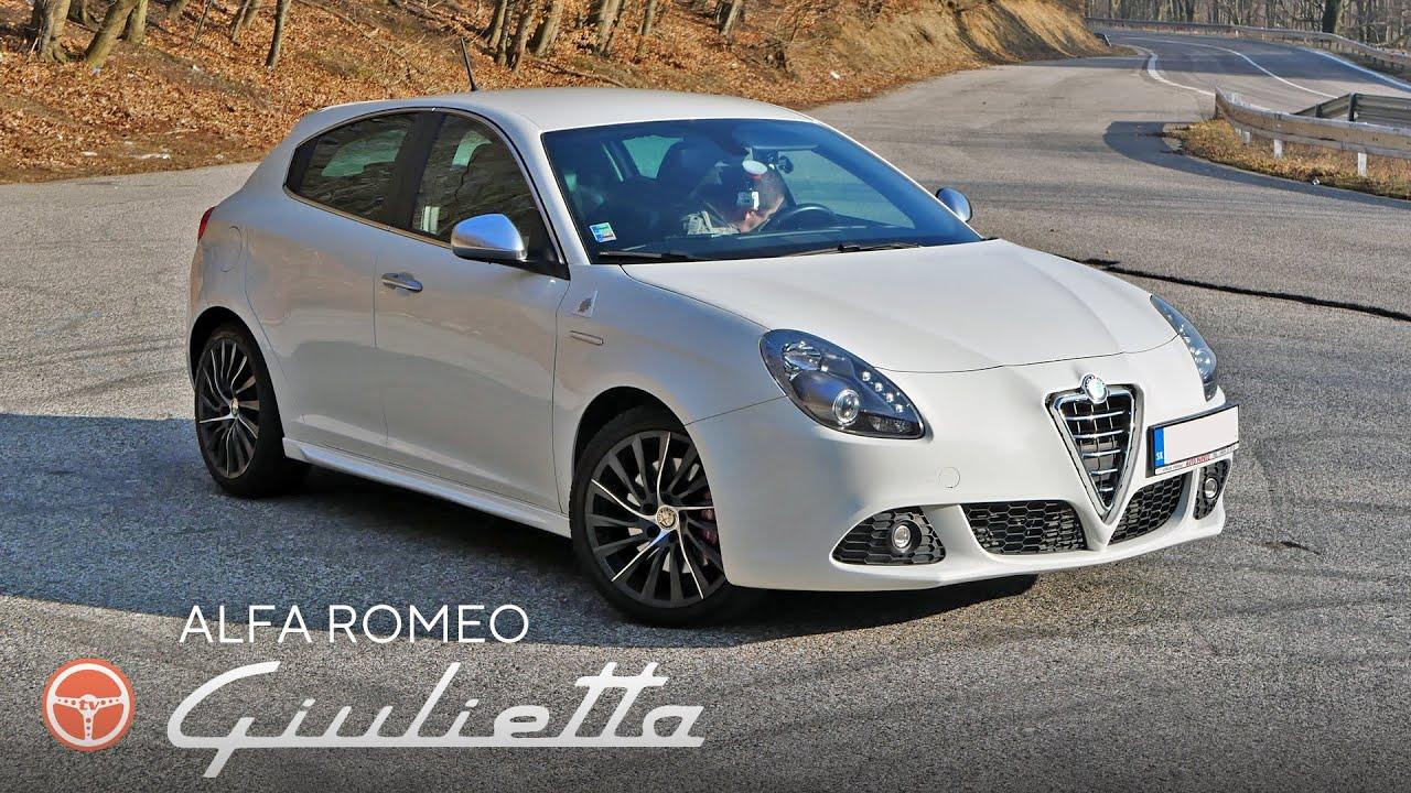 Stanova Alfa Romeo Giulietta 1.75 TBi QV je prekvapujúco skvelá! - volant.tv