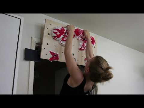 Training Board Excercises - Blank Slate Climbing - Strength Training