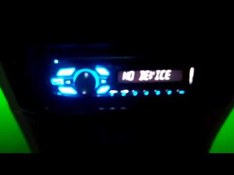 How to change time in pioneer DVH-3490UB reciver
