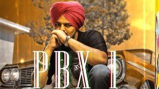 PBX 1(New song) l Sidhu moose wala l New album l Byg byrd