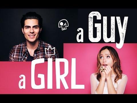 a Guy, a Girl