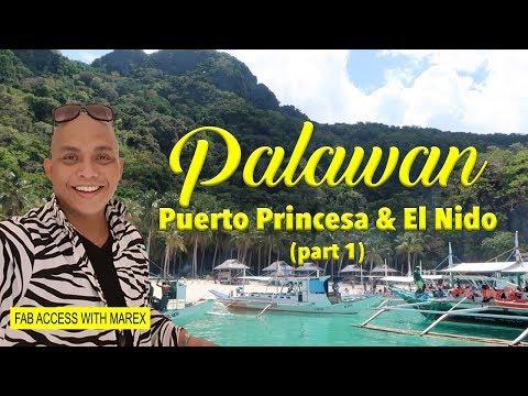 Travel Philippines | Palawan : Puerto Princesa and El Nido (part 1)