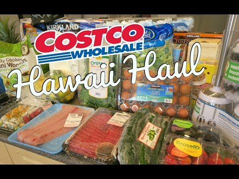 HAWAII COSTCO HAUL#23