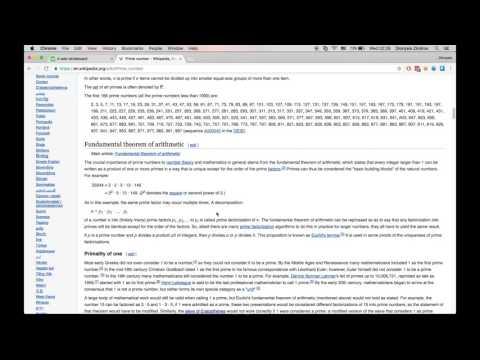 Fermat's primality test