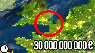Ce PROJET à 30 milliards € ! 💸 (Relier France Angleterre)