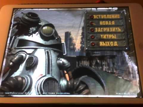 Fallout on iPad or iPhone (How to guide)