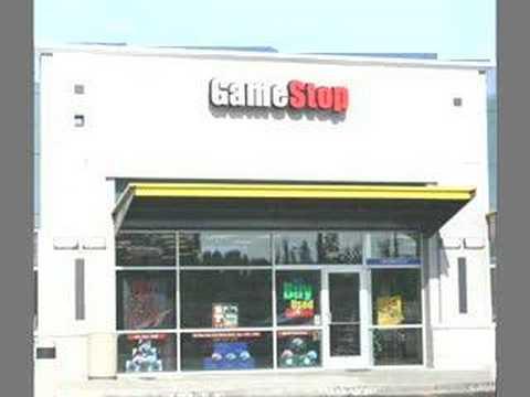Screaming Customer Calls a Game Stop