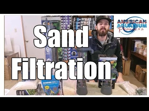 Fluidized Sand Bed Filter- How a Sand Filter Works