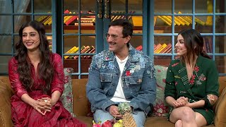 The Kapil Sharma Show - Movie Jawaani Jaaneman Episode Uncensored | Saif Ali Khan, Tabu, Alaya F