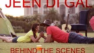 Jeen Di Gal - Behind The Scenes