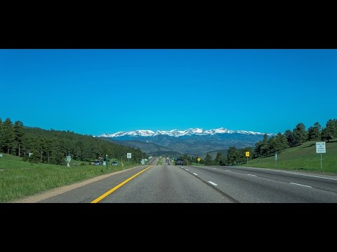 I-70 West in Colorado: King of the Mountains 2.0