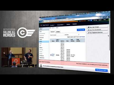 Jon Hays and Jason Miller - Self-Service User and Course Provisioning