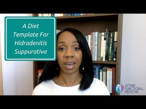 A Diet Template For Hidradenitis Suppurativa