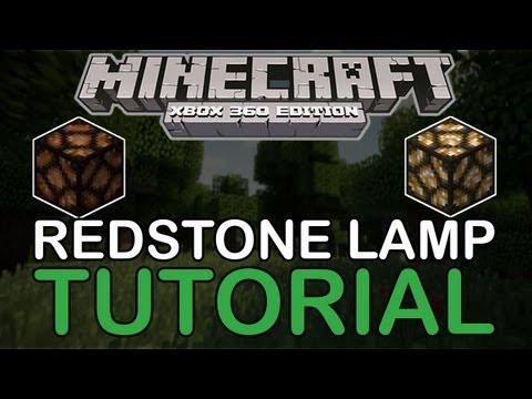 MineCraft RedStone Lamp Tutorial | Lighting Systems, Runways, & Wiring | TU12 Feature