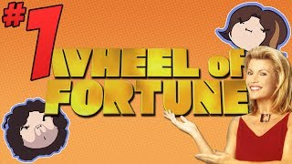 Wheel of Fortune: Lose a Turn - PART 1 - Game Grumps VS