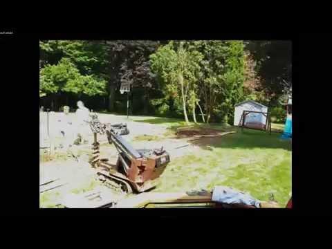 Shadowbox Fence Time-Lapse