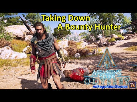 Completing Tasks To Level Up So I Can Deal With a Bounty Hunter | Assassins Creed Odyssey Episode 2