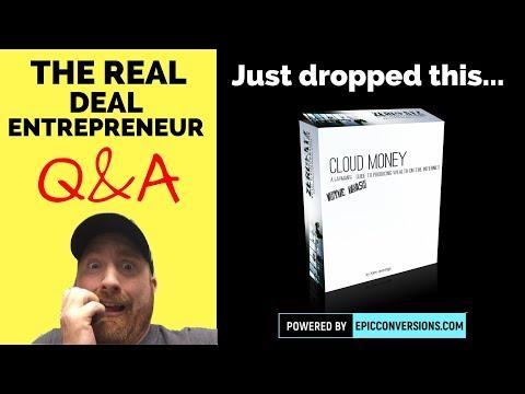 The real deal Online Entrepreneur Q&A