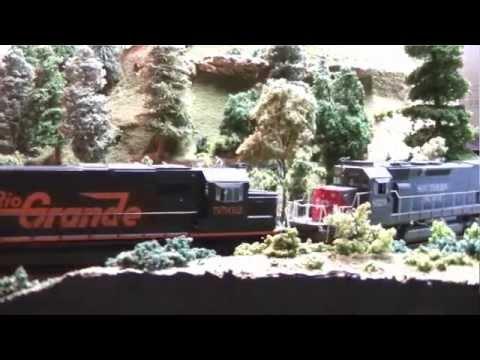 Model Train Layout Tips