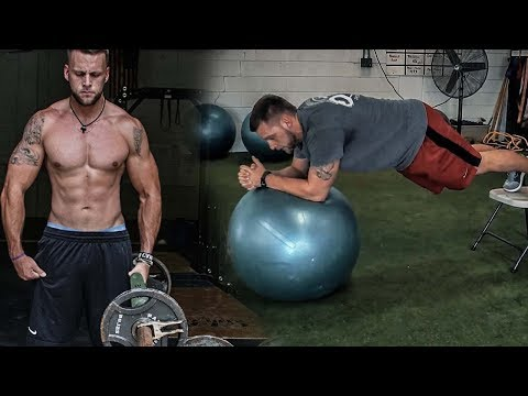 Stability Exercise for Athletes