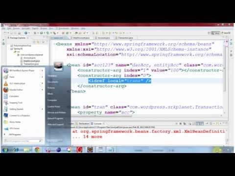 Spring-07-Bean Identifiers