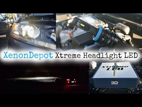 XenonDepot XTREME LED Headlight Kit