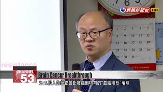 Download Breakthrough could double life expectancy for brain cancer patients Video