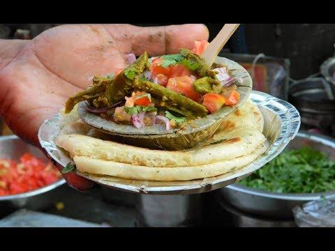 दिल्ली के प्रसिद्ध छोले कुलचे | Chole Kulche | Famous Street Food | Delhi Famous Chole Kulche