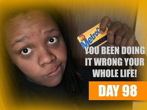 How to Swipe your Metrocard Teaching You 101 365 Vlog Day 98