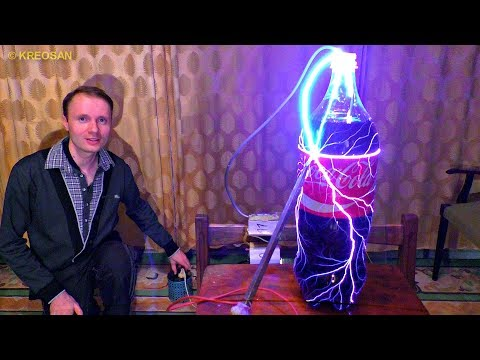 Coca-Cola And One Million Volts!
