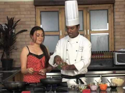 Spaghetti Recipe | Chinese Style Spaghetti By Vikas Sharma | Veg Lo Mein Recipe