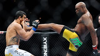 Every Front Kick Finish in UFC History