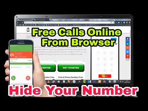 Make free online calls by using internet