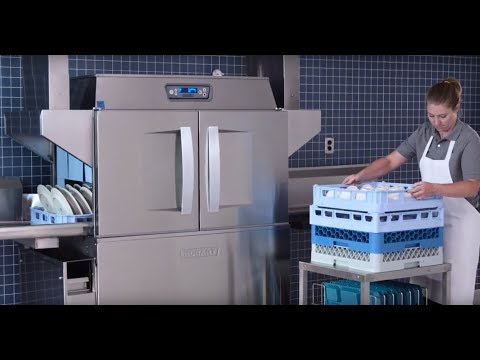 Hobart CLeN Commercial Dishwasher - Product Overview