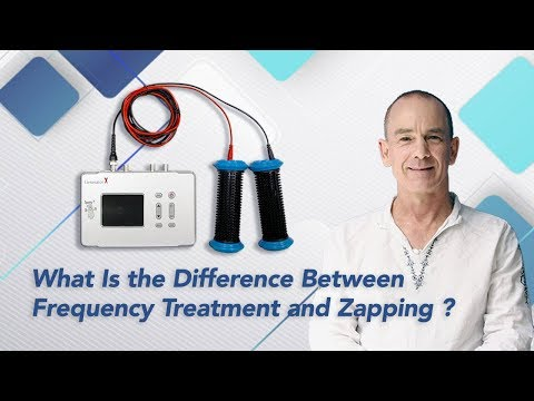What Is the Difference Between Frequency Treatment and Zapping?