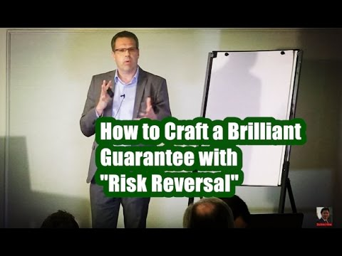 How to Craft a Brilliant Guarantee with