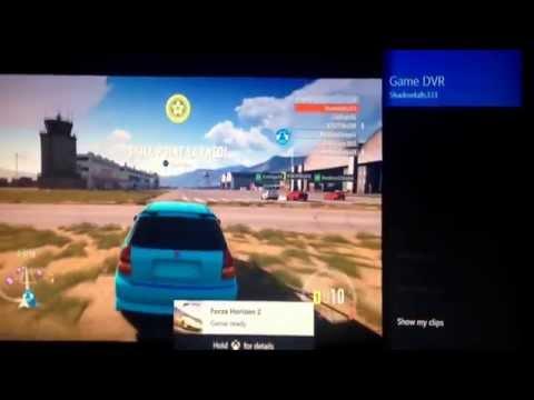 Forza Horizon 2 failing to drive with manual clutch