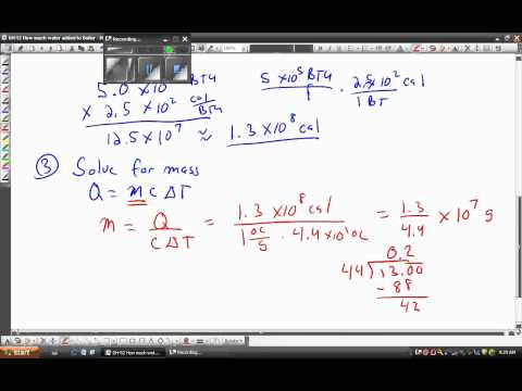 DH52 Specific Heat of Boiler Calculation by Hand.avi