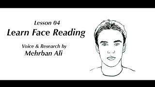 Learn Face Reading Lesson 04 By Mehrban Ali || Astrology