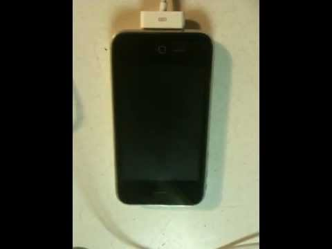 iPhone 3gs problem after replacing battery